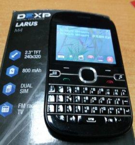 Новый телефон Dexp Larus M4