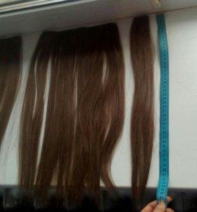 Волосы на заколка возможен торг и обмен