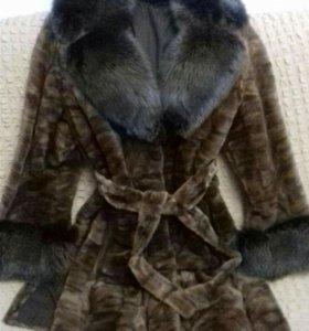 Шубка норковая