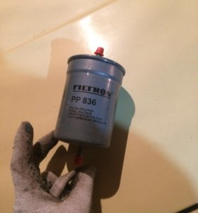 Топливный фильтр Passat B3