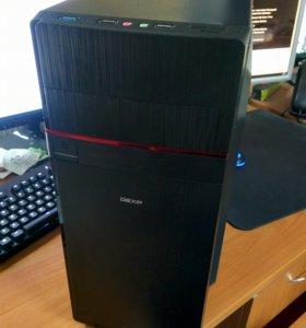 Xeon (Core i7), 8 Гб озу, nvidia gtx 2 Гб