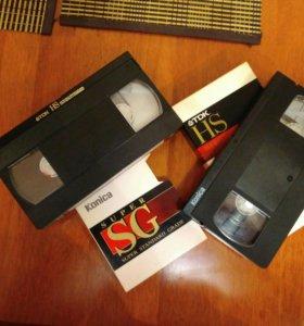 Оцифровка старых видеокассет 200₽ за 1 час. Быстро
