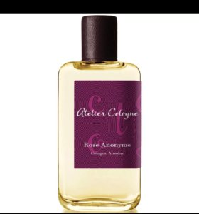 Парфюм , духи Atelier cologne rose anonyme