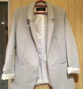 •Классический удлинённый пиджак•