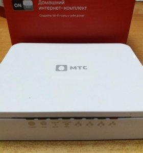 Новый Wi-Fi роутер МТС F80