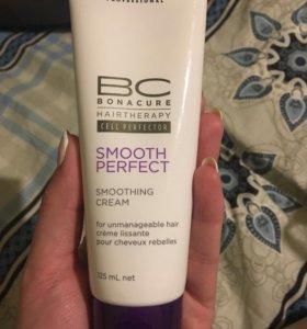 Разглаживающий крем для волос Schwarzkopf BC