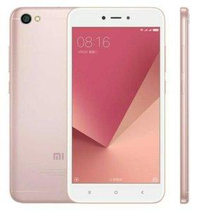 Новинка!Xiaomi redmi note 5A-2/16-розовый.Гарантия