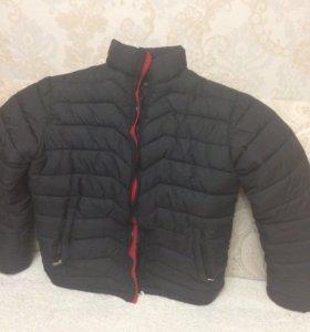 Куртка мужская с капишоном