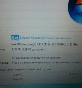Ноутбук Asus x551 cap
