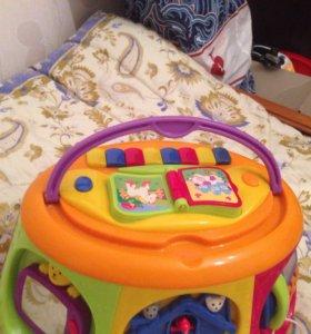 Музыкальная игрушка 7в1