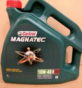 Моторное масло Castrol Magnatec 10W-40 R, 4л