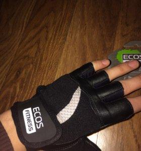 Спортивные перчатки ecos Fitness