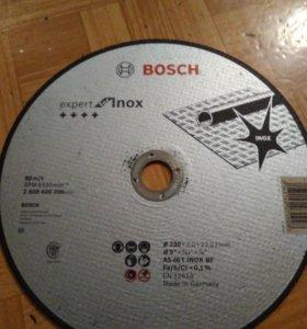 Отрезной круг Bosch