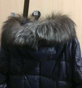 Куртка пальто (пуховик)