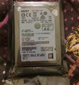 Жесткий диск HGST 1000 gb