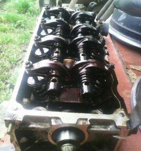 ГБЦ мазда 323 мотор В6