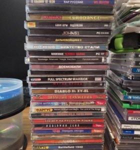 CD, DVD-диски