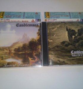 CANDLEMASS CD Japan