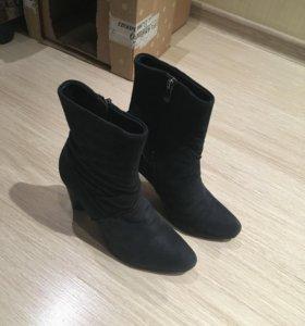 Ботинки зимние Liska