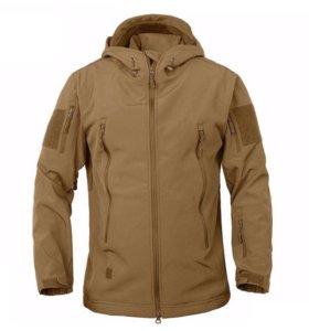 Тактическая софтшелл Куртка