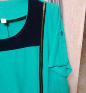платье р.56 58 новое