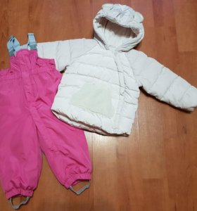 Куртка+полукомбинезон💕