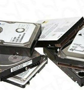 Жёсткие диски IDE 80Gb