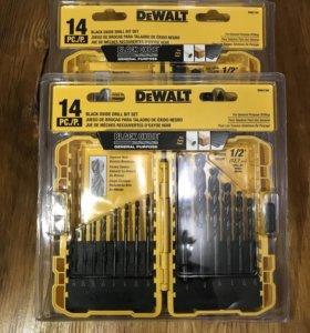 Dewalt Dwa1184 набор свёрл