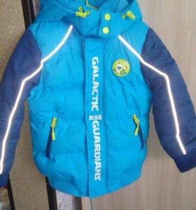 Куртка до минус 15