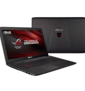 Ноутбук игровой ASUS ROG GL752VW