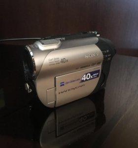 Видеокамера Sony handycam.