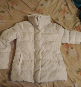 Курточка на синтепоне демисизонная