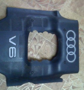 Декоративная крышка на Audi V6