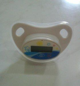 Пустышка термометр
