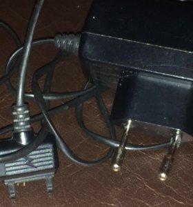Зарядное устройство от старого телефона