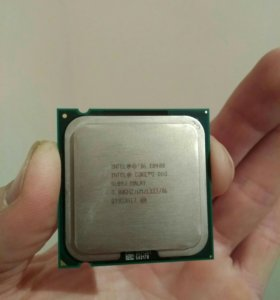 Intel core 2 duo E8400 3Ghz socket 775