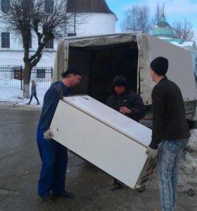 Вывоз бытовой техники на свалку