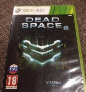 Игра на Xbox 360 DEAD SPRACE 2