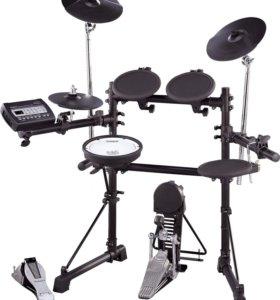 Барабанная установка Roland