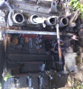 Двигатель СААБ SAAB 9000 92 год, 2.3 не турбо