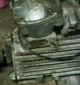 Элекктро двигатель