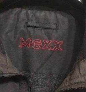 Mexx мужская куртка ( s) оригинал демисезон утепл