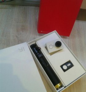 Action Camera Xiaomi YI Travel Edition