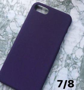 Чехлы на iPhone 7/8