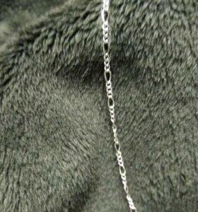 Цепочка серебрение арт 4