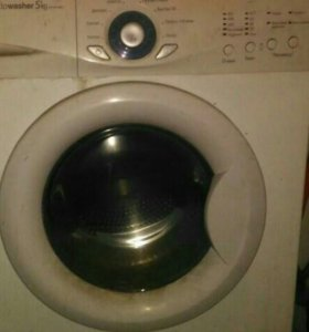 LG intellowasher 5кг