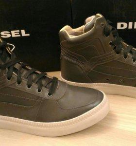 Крутые ботинки Дизель Diesel 42 размер кожа