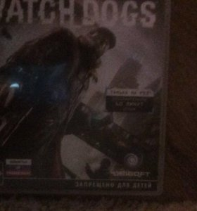 Игра watch dogs ps3