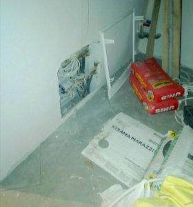 строительство ремонт квартир