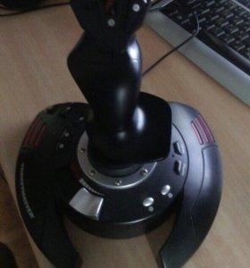 Джойстик Thrustmaster t-flight stick x